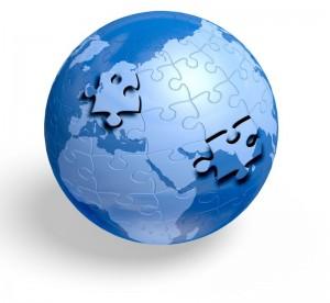 Puzzle Erde